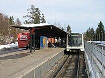 Lillevann (station)