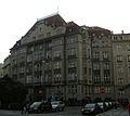 Činžovní dům (Josefov), Praha 1, Maiselova, Břehová 21, Josefov.JPG