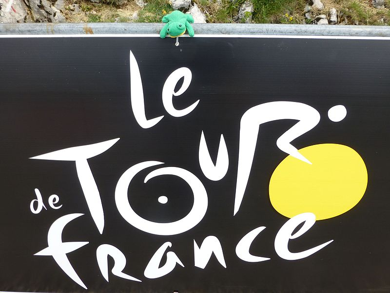 Žába loves Le Tour!!!