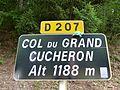 Žába on Col du Grand Cucheron - panoramio.jpg