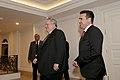 Επίσκεψη, Υπουργού Εξωτερικών, Ν. Κοτζιά στην πΓΔΜ – Συνάντηση ΥΠΕΞ, Ν. Κοτζιά, με Πρωθυπουργό της πΓΔΜ, Z. Zaev (23.03.2018) (27098676998).jpg