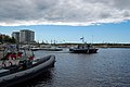 Κέμι - Λιμάνι που αράζει το παγοθραυστικό Σάμπο - panoramio.jpg