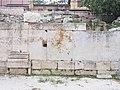 Υστερωμαϊκό τείχος στη Βιβλιοθήκη Αδριανού 3210.jpg