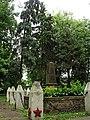 Братська могила 92 воїнів Радянської Армії, загиблих при звільненні міста (Гнівань).JPG