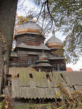Drohobych - St-George Orthodox Church