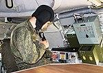 Вновь сформированную мотострелковую бригаду ЦВО оснастили новыми бронемашинами связи Р-149МА1 04.jpg