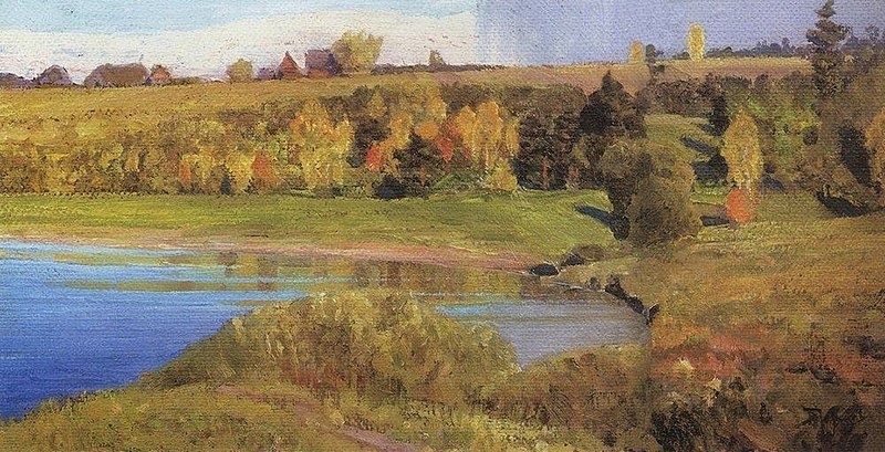 File:В. Д. Поленов. Ока близ Тарусы. 1892.jpg
