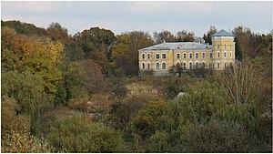 Novohrad-Volynskyi - Mezentsev Palace in Novohrad-Volynskyi