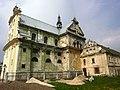Домініканський монастир у м. Жовква (ракурс 7).JPG
