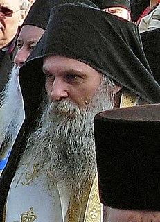 Jovan Ćulibrk Serbian Orthodox bishop