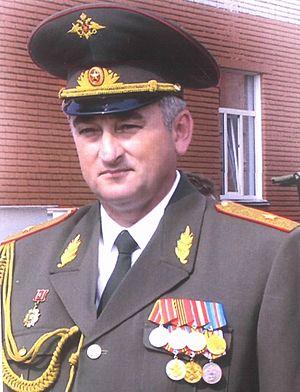 Vladimir Zarudnitsky - Zarudnitsky in Maikop
