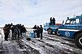 ЗиЛ-4906 - Тренировка поисково-спасательного отряда ЦВО по эвакуации экипажа космического корабля «Союз ТМА» 02.jpg