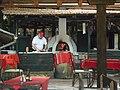 """Механа """"Кошарите""""-ястията се приготвят пред очите ви - panoramio.jpg"""