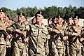 Миттєвості підготовки до параду. Проходження військовослужбоців ЗС України (27012761132).jpg