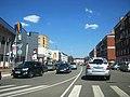 На пересечении улиц Гагарина и Дзержинского (Клин).jpg