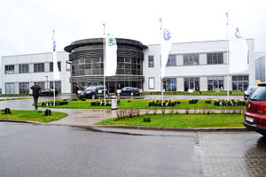 Kaluga Oblast - Volkswagen Group RUS
