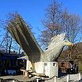 Орел у Голубого озера. Кабардино-Балкарская Республика, Россия - panoramio.jpg