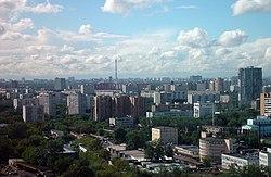 Skyline of 東部行政區