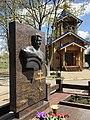 Памятник В.И. Алексееву на центральном кладбище г. Шахты..jpg