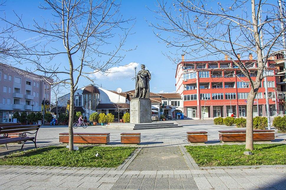 Парк у Деспотовцу