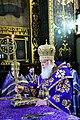 Патріарх Філарет служба у піст.jpg
