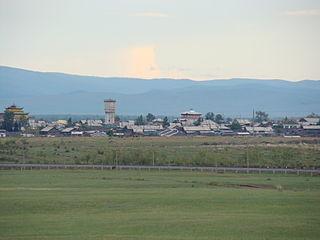 Gusinoye Ozero (rural locality) Village in Buryat Republic, Russia
