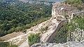 Рогожкин. Пещерный город Чуфут-Кале, башня. Бахчисарай.jpg