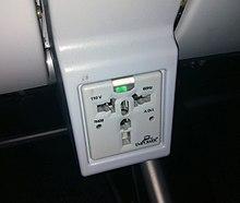 Силовые вилки и розетки для переменного тока — Википедия 67d7541df01