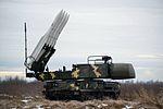 Українські військовослужбовці непорушно стоять на захисті повітряних кордонів держави (31862270651).jpg