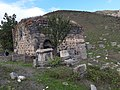 Եկեղեցի «Մելիքների», գտնվում է Գորիսում, ավերված գերեզմանոցի տարածքում.jpg