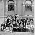 הקונגרס הציוני השמיני בהאג 1907 קבוצת הצירים והאורחים מארצות הברית בנוכחותם ש-PHG-1001965.png