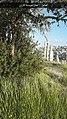 الأعمدة الحجرية جبل القلعة.jpg