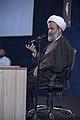 سخنرانی علیرضا پناهیان در جمع هیئت های مذهبی در قصر شیرین به مناسبت بیست و دوم بهمن ماه Alireza Panahian 16.jpg