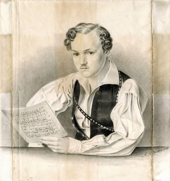 File:–Philipp August Joseph Hoffmann (1807 bis 1883) Georg Büchner 1833.jpg