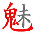 倉頡字首分割 魅.jpg