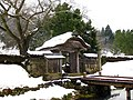 冬の一乗谷朝倉氏遺跡 (Ichijodani Asakura Family Historic Ruins) 09 Jan, 2010 - panoramio.jpg
