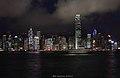 香港之夜 Hong Kong - panoramio.jpg
