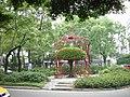 鳥籠街頭植物設計 - panoramio - Tianmu peter.jpg