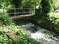 -2021-07-13 Bridge over a weir, Taverham Mill, Norfolk.jpg
