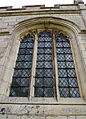 005 Stoke Rochford Ss Andrew & Mary, exterior - north chapel window.jpg