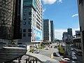 01948jfQuezon Avenue MRT Stations Eton Centris EDSA roadfvf 05.jpg