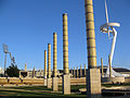 056 Plaça d'Europa, torre Calatrava.jpg