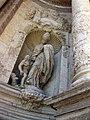 071 Catedral de València, porta dels Ferros, Sant Tomàs de Villanueva.JPG