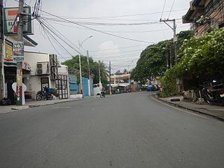 Bungad Barangay in National Capital Region, Philippines