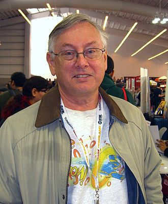 Bob McLeod (comics) - McLeod at the 2012 New York Comic Con