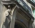 10 rue de Ceyrat, Immeuble Art Déco, balcon, Clermont-Ferrand.jpg