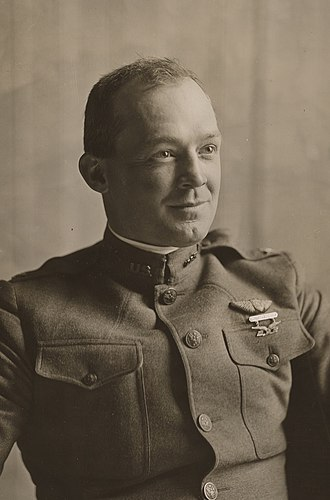 Henry H. Arnold - Colonel Henry Arnold in the War Department in Washington D.C., April 1918