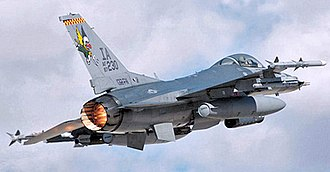 124th Fighter Squadron - 124th Fighter Squadron F-16 87-230