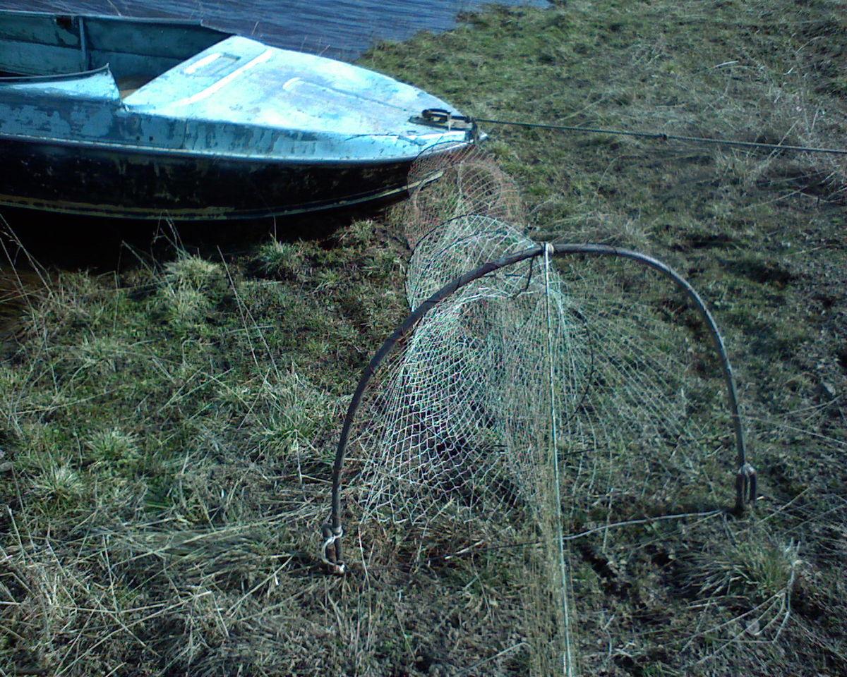 Верши для ловли рыбы своими руками видео