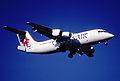 173aw - Crossair Avro RJ 100, HB-IXU@ZRH,29.03.2002 - Flickr - Aero Icarus.jpg